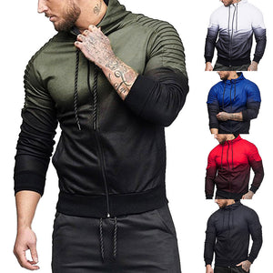 Mens Autumn Winter Long Sleeve Blouse - Fashionmen