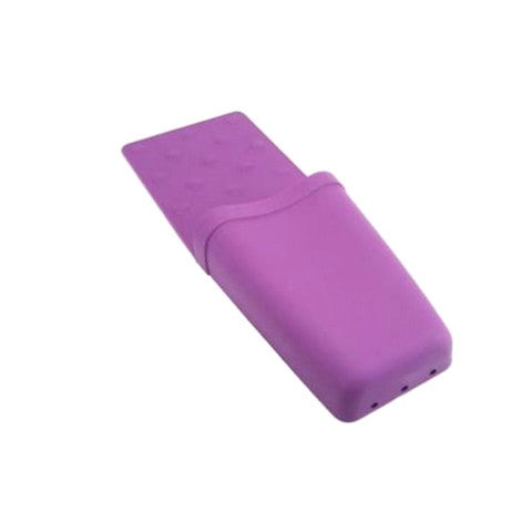 Hot Iron Silicone Holder - Purple - Gadgets
