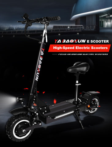 Electric Scooter 60V 3200W - Off-Road Electric Scooter - Scooter