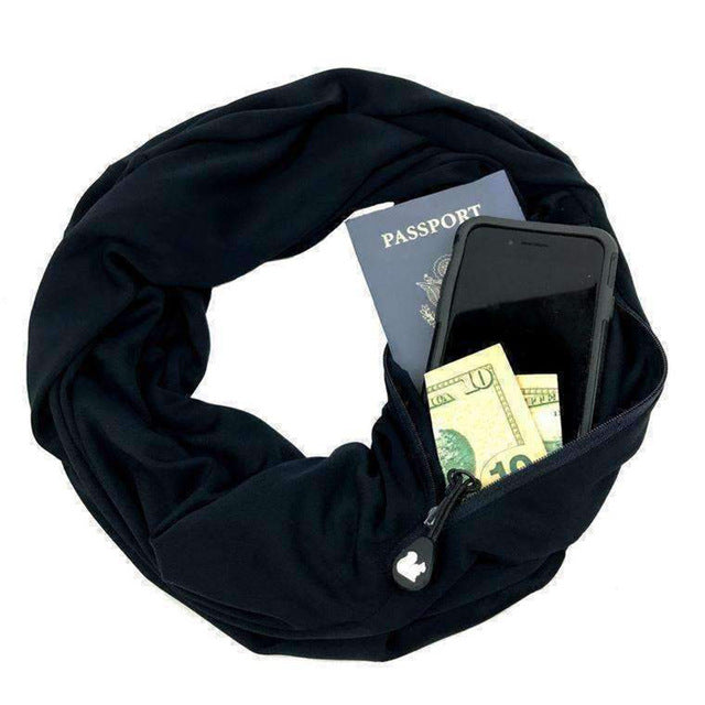 Pocket Loop Scarf - C - Gadgets