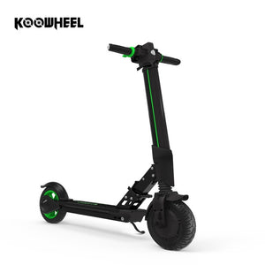 Koowheel - foldable electric scooter for adults and kids