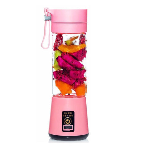 Image of Portable Blender Mixer USB Rechargeable