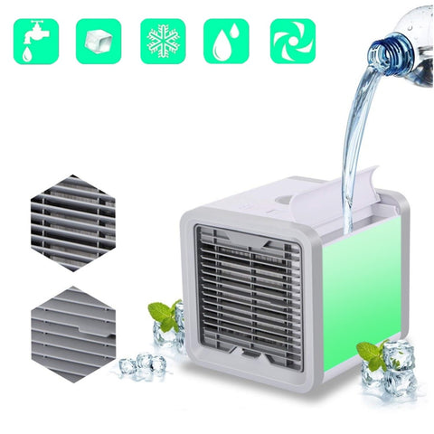 Image of Usb Portable Air Cooler - Gadgets