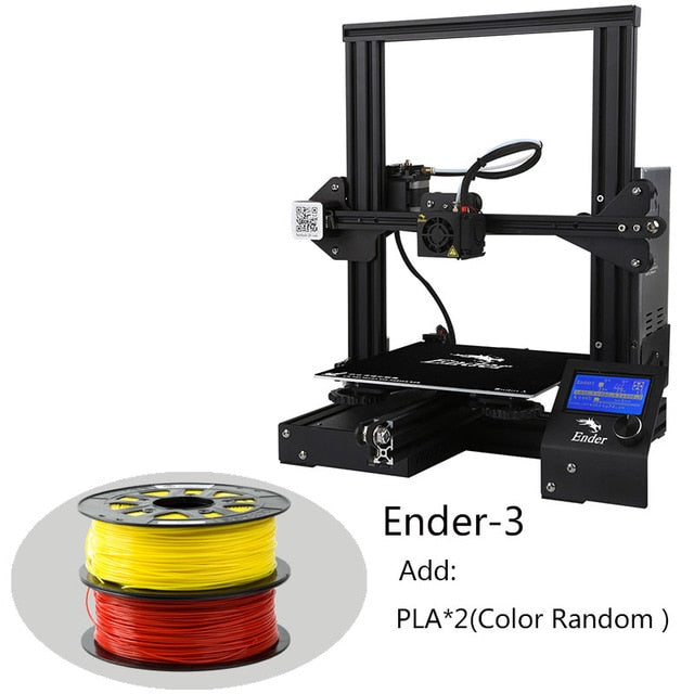 3D Printer Model - Chine / Ender-3 Ajouter 2Kg - Gadgets