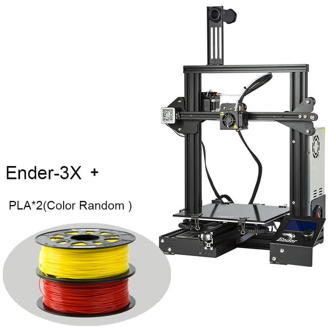 3D Printer Model - Chine / Ender-3X Ajouter 2Kg - Gadgets