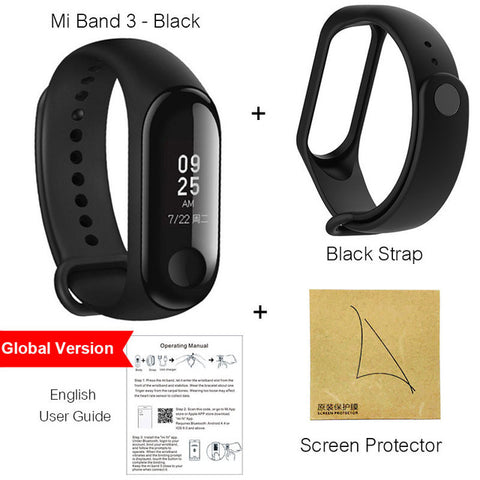 Image of Xiaomi Mi Band 3 Fitness Tracker