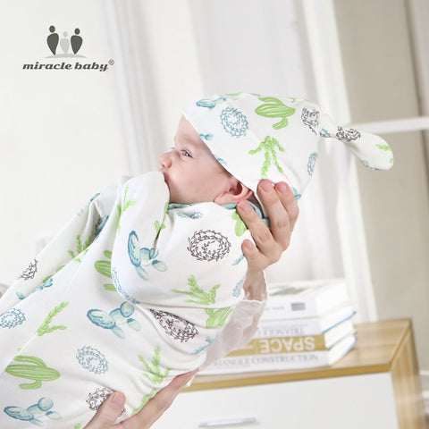 Image of Baby Swaddle Blanket - Gadgets