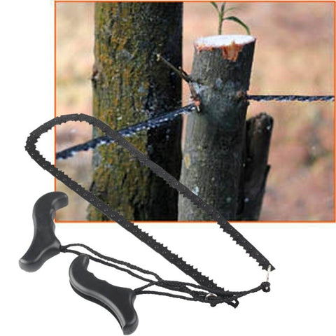 Multifunction Pocket Chain Saw