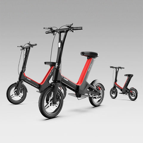Daibot - Electric Scooters With App Bluetooth Speaker - 2 Models - Scooter