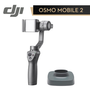 Dji Osmo Mobile 2 Stabilizer 3-Axis - Caméra