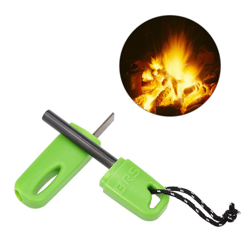 Fire Starter Firesteel for campers