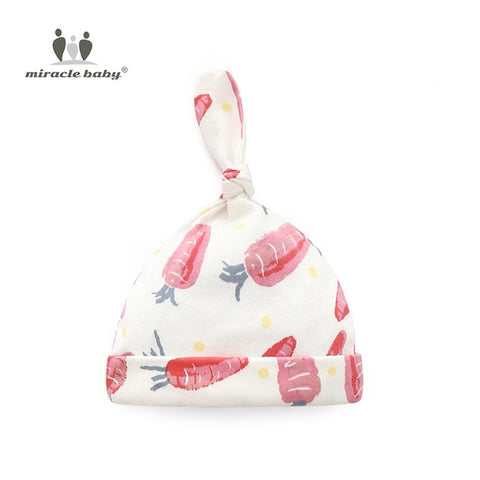 Image of Baby Swaddle Blanket - Chapeau aux carottes - Gadgets