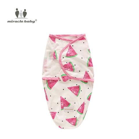 Image of Baby Swaddle Blanket - Watermelon L - Gadgets