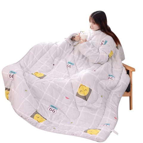 Image de couvertures chaudes Lazy Winter - B / China - Lazyquilt