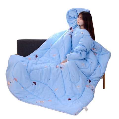 Image of Winter Lazy Warm Blankets - C / China - Lazyquilt