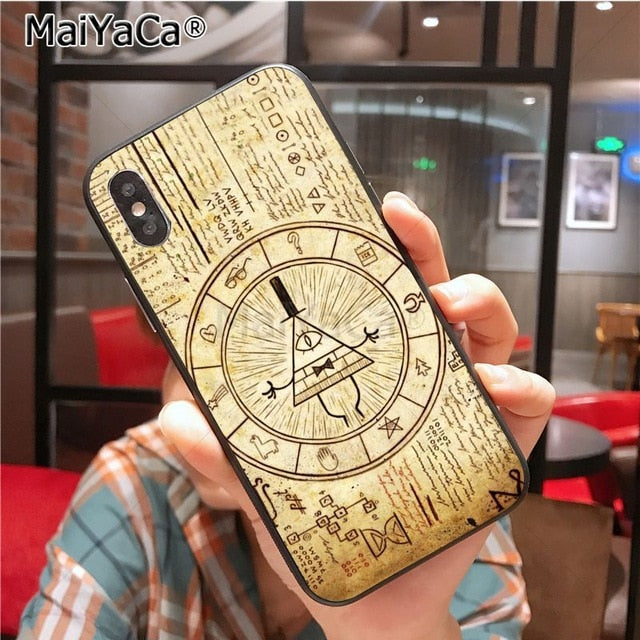 Cell Phone Case For Apple Iphone X 8 7 6 6S Plus 5 5S Se 5C - 1 / For Iphone Se - Cellphone