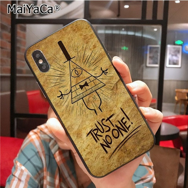 Cell Phone Case For Apple Iphone X 8 7 6 6S Plus 5 5S Se 5C - 2 / For Iphone Se - Cellphone