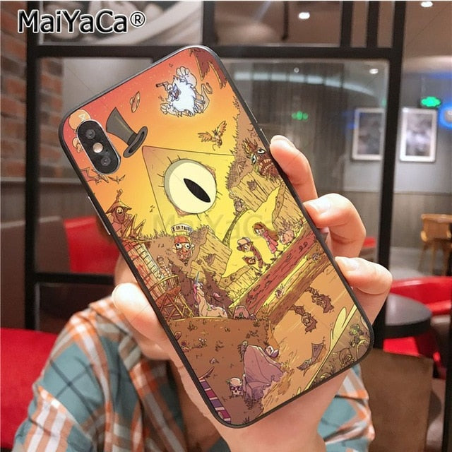 Cell Phone Case For Apple Iphone X 8 7 6 6S Plus 5 5S Se 5C - 3 / For Iphone Se - Cellphone