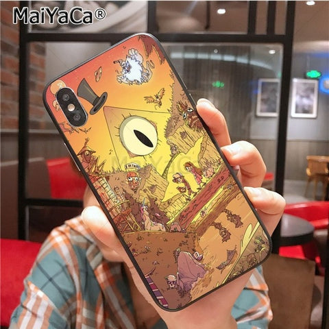 Image of Cell Phone Case For Apple Iphone X 8 7 6 6S Plus 5 5S Se 5C - 3 / For Iphone Se - Cellphone