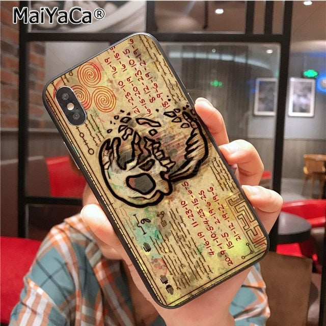 Cell Phone Case For Apple Iphone X 8 7 6 6S Plus 5 5S Se 5C - 5 / For Iphone Se - Cellphone