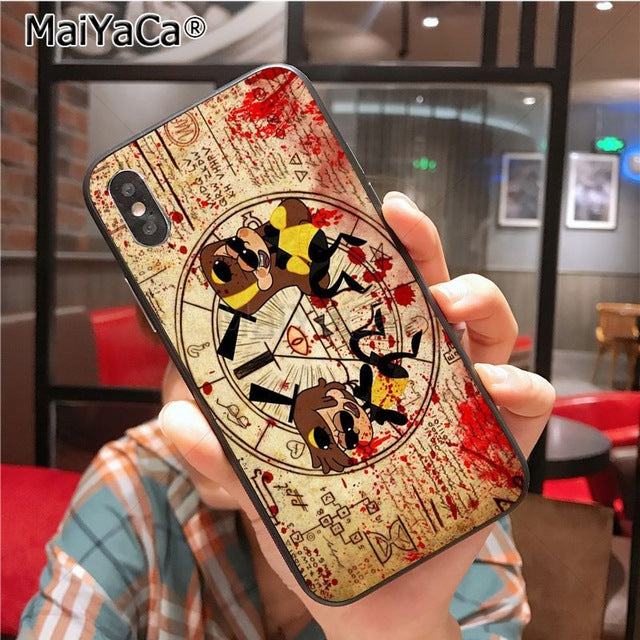 Cell Phone Case For Apple Iphone X 8 7 6 6S Plus 5 5S Se 5C - 6 / For Iphone Se - Cellphone