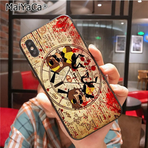 Image of Cell Phone Case For Apple Iphone X 8 7 6 6S Plus 5 5S Se 5C - 6 / For Iphone Se - Cellphone