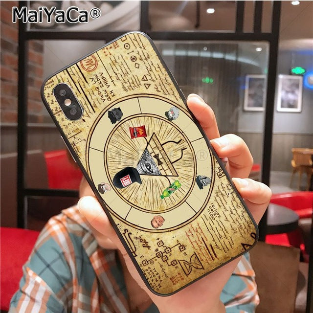 Cell Phone Case For Apple Iphone X 8 7 6 6S Plus 5 5S Se 5C - 8 / For Iphone Se - Cellphone