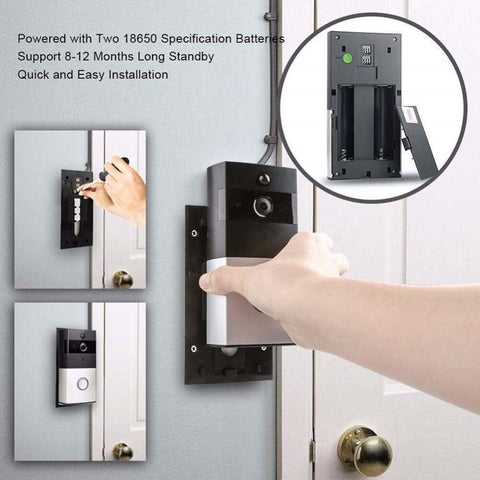 Wireless Video Camera Door Bell
