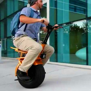 Outdoor Electric Scooter, 2 Wheel Self Balancing Vehicle