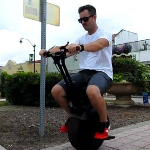 Outdoor Electric Scooter 2 Wheel Self Balancing Vehicle - Scooter
