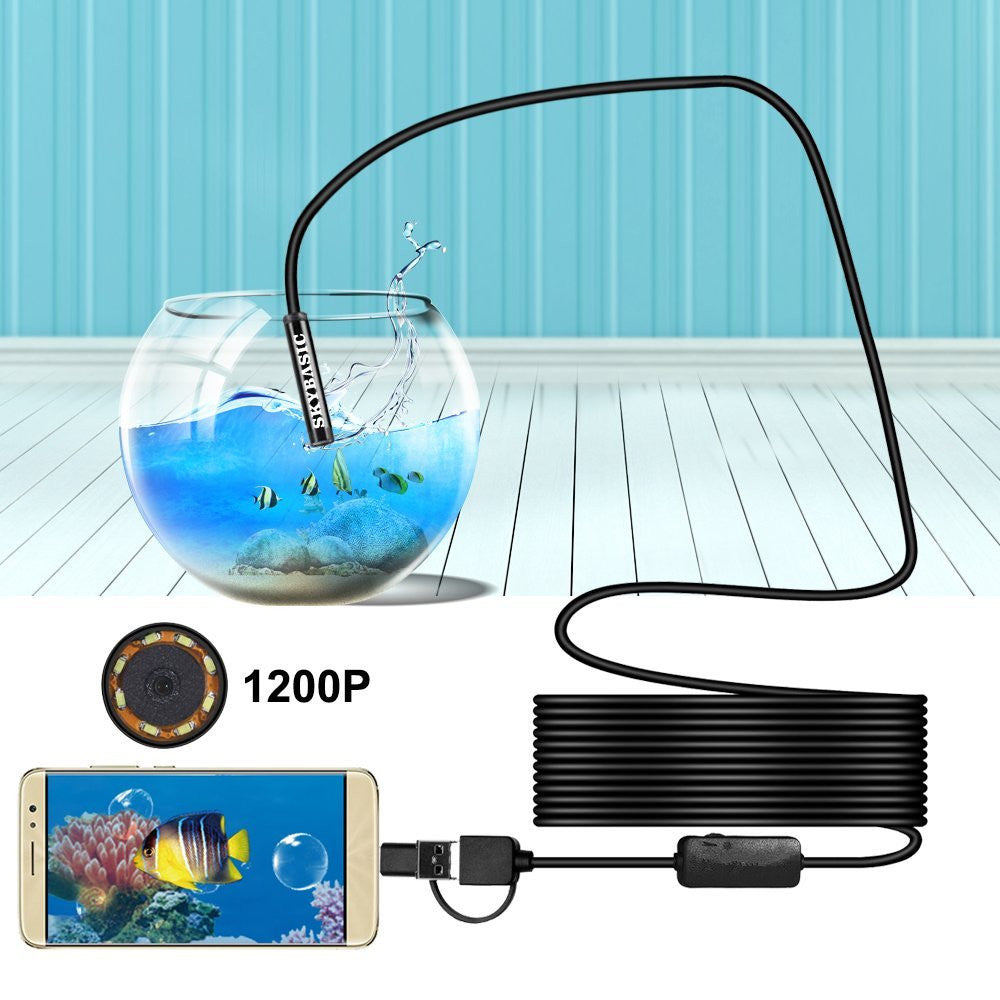 Endoscope - works with Android and Computer