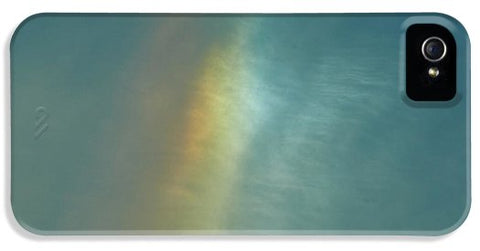 Rainbow In #montreal - Phone Case - Iphone 5 Case - Phone Case