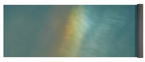 Image of Rainbow In #montreal - Yoga Mat - 24 X 72 - Yoga Mat