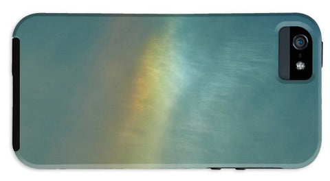 Image of Rainbow In #montreal - Phone Case - Iphone 5S Tough Case - Phone Case