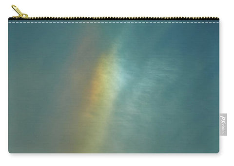 Image of Rainbow In #montreal - Carry-All Pouch - Medium (9.5 X 6) - Carry-All Pouch