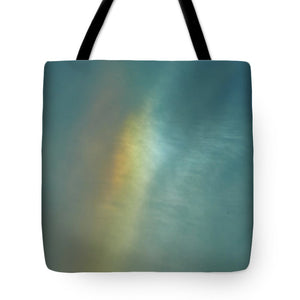 Rainbow In #montreal - Tote Bag