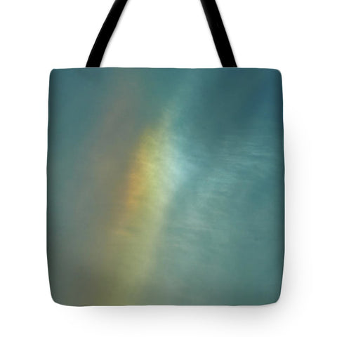 Image of Rainbow In #montreal - Tote Bag - 18 X 18 - Tote Bag