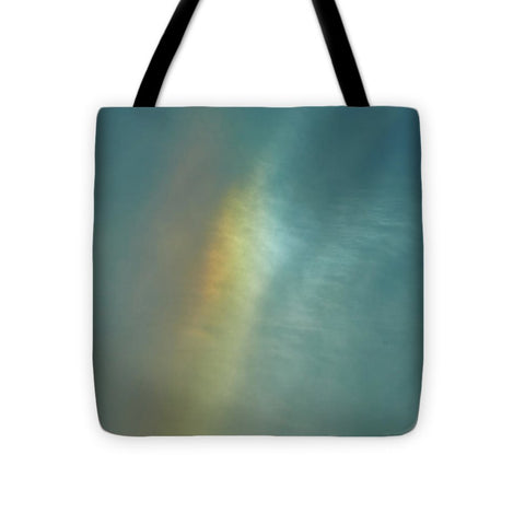 Image of Rainbow In #montreal - Tote Bag - 16 X 16 - Tote Bag