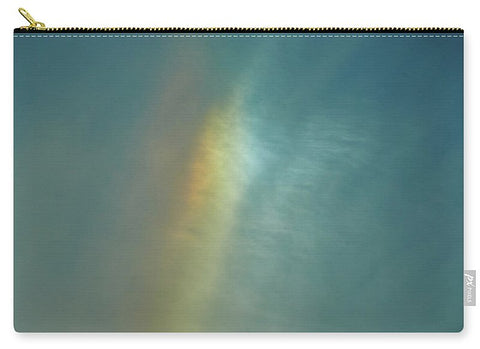 Image of Rainbow In #montreal - Carry-All Pouch - Large (12.5 X 8.5) - Carry-All Pouch