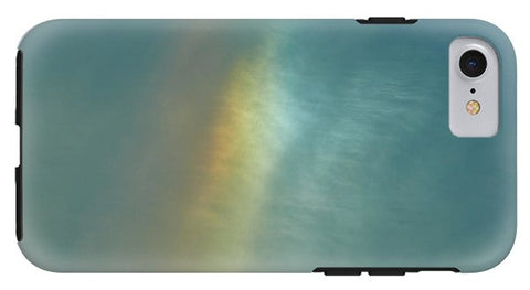 Image of Rainbow In #montreal - Phone Case - Iphone 8 Tough Case - Phone Case