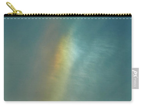 Image of Rainbow In #montreal - Carry-All Pouch - Small (6 X 4) - Carry-All Pouch