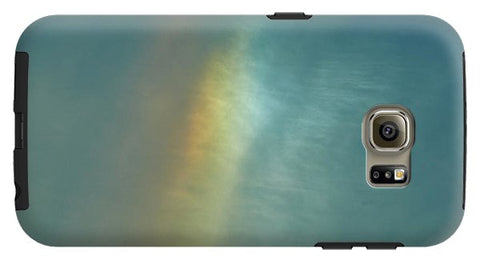 Rainbow In #montreal - Phone Case - Galaxy S6 Tough Case - Phone Case