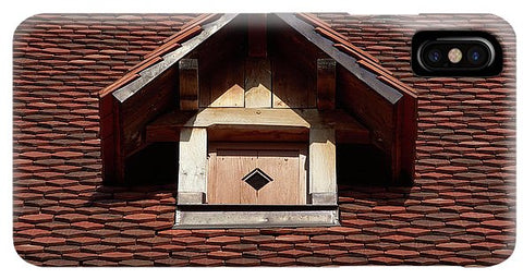 Image of Roof In #france - Phone Case - Iphone Xs Max Case - Phone Case
