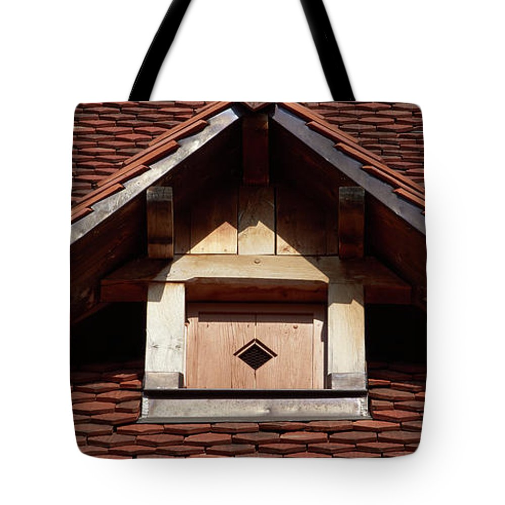 Roof In #france - Fourre-tout - 18 X 18 - Fourre-tout