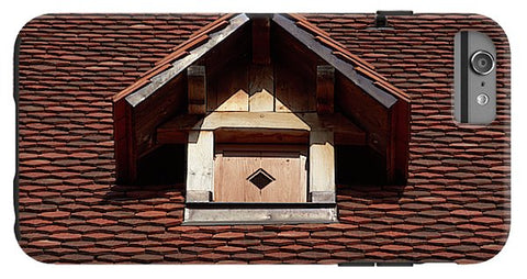Image of Roof In #france - Phone Case - Iphone 6S Plus Tough Case - Phone Case