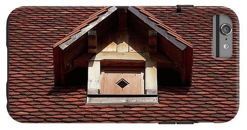 Image of Roof In #france - Phone Case - Iphone 6 Plus Tough Case - Phone Case