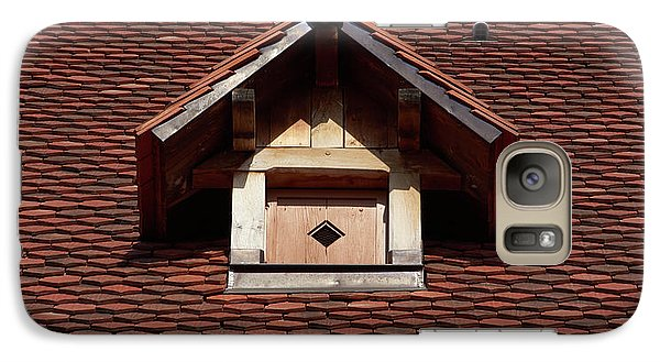 Roof In #france - Phone Case - Galaxy S7 Case - Phone Case