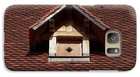 Image of Roof In #france - Phone Case - Galaxy S7 Case - Phone Case