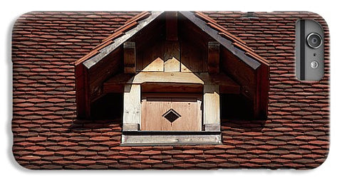 Image of Roof In #france - Phone Case - Iphone 7 Plus Case - Phone Case