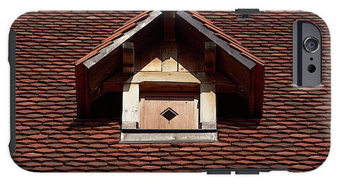 Image of Roof In #france - Phone Case - Iphone 6 Tough Case - Phone Case